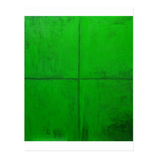 Sistema coordinado verde natural (minimalism postal