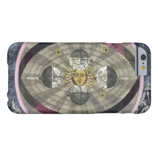 Sistema Copernican del universo Funda De iPhone 6 Barely There