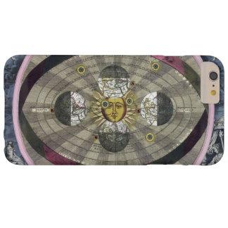 Sistema Copernican del universo Funda Para iPhone 6 Plus Barely There