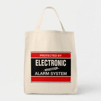 Sistema de alarma electrónico bolsa tela para la compra