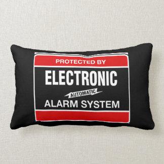 Sistema de alarma electrónico cojines