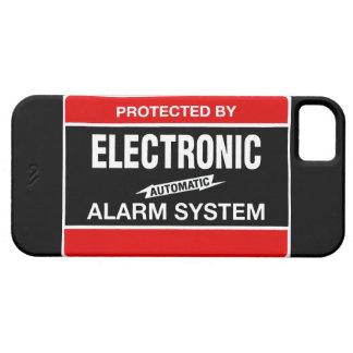 Sistema de alarma electrónico iPhone 5 Case-Mate cobertura