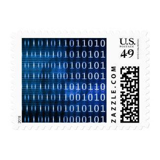 Sistema de base de datos para los informes y el timbre postal