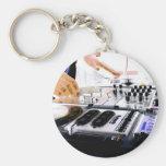 Sistema de DJ Llavero Personalizado