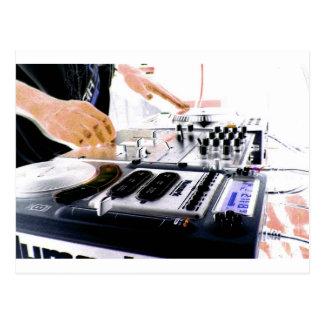 SISTEMA DE DJ POSTALES