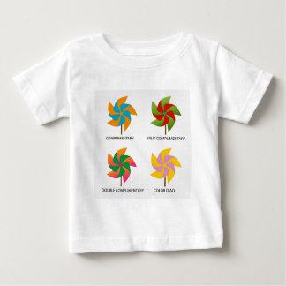 Sistema de esquemas de color tshirt