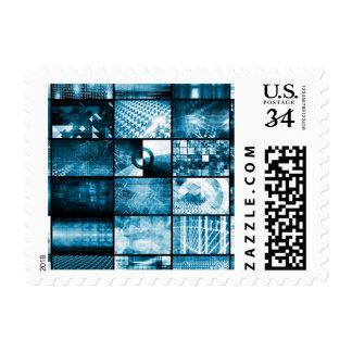 Sistema de gestión integrado sello postal