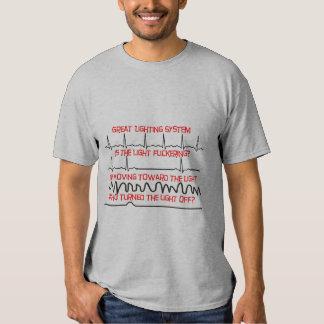Sistema de iluminación cardiaco --Regalos Camisas