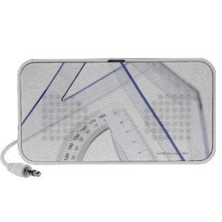 Sistema de la geometría iPod altavoces