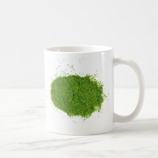 Sistema de la hierba verde ECO Tazas