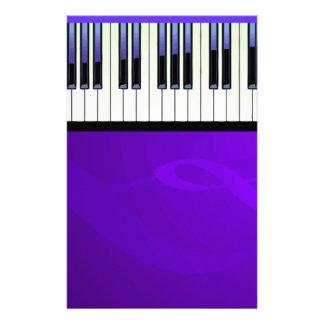 Sistema de las costuras del teclado
