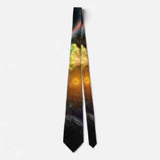SISTEMA de SOLARED (arte planetario) del espacio Corbata