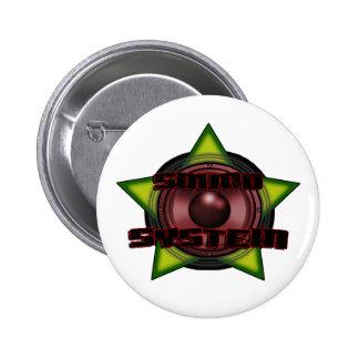 Sistema de sonido de la copia DUBSTEP DJ del regga Pins