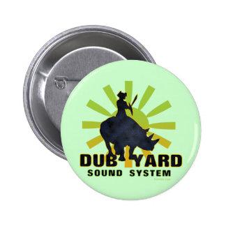 Sistema de sonido de la yarda de la copia pins