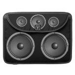 Sistema de sonido del altavoz funda para macbook pro