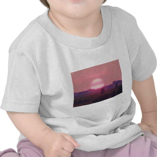 ¡Sistema de Sun! Camisetas