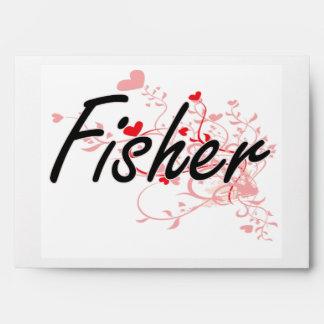 Sistema de trabajo artístico de Fisher con los Sobre