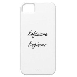 Sistema de trabajo artístico de la Software iPhone 5 Funda