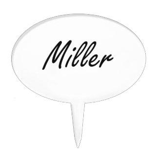 Sistema de trabajo artístico de Miller