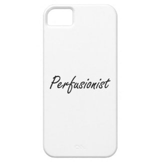 Sistema de trabajo artístico de Perfusionist iPhone 5 Fundas
