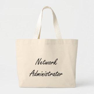 Sistema de trabajo artístico del administrador de bolsa tela grande