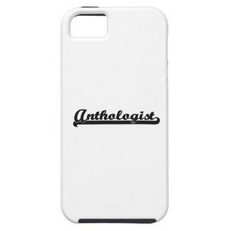 Sistema de trabajo artístico del Anthologist iPhone 5 Case-Mate Protector