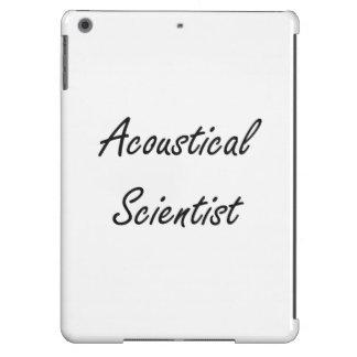 Sistema de trabajo artístico del científico funda para iPad air
