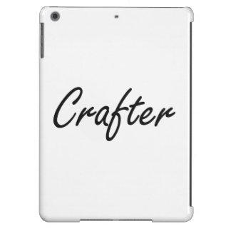 Sistema de trabajo artístico del Crafter Funda Para iPad Air