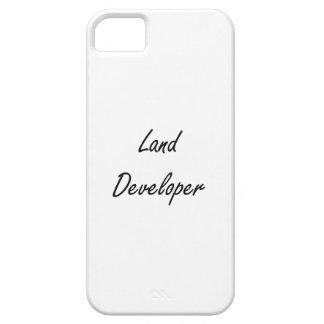Sistema de trabajo artístico del desarrollador de iPhone 5 protector