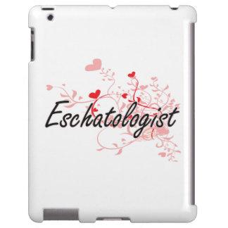 Sistema de trabajo artístico del Eschatologist con Funda Para iPad