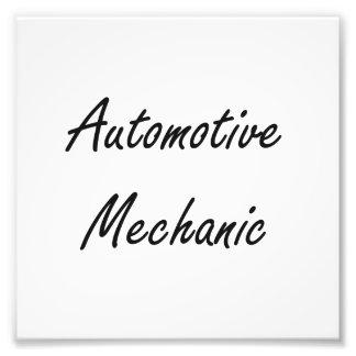 Sistema de trabajo artístico del mecánico cojinete