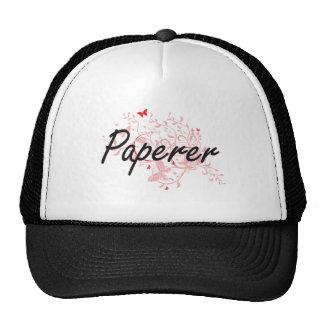 Sistema de trabajo artístico del Paperer con las Gorras