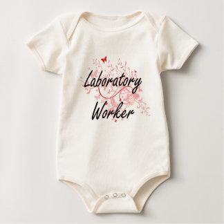 Sistema de trabajo artístico del técnico de body para bebé