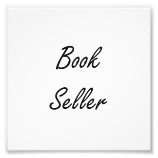 Sistema de trabajo artístico del vendedor de libro