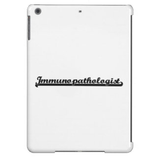 Sistema de trabajo clásico de Immunopathologist Funda Para iPad Air