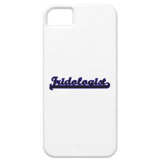 Sistema de trabajo clásico de Iridologist iPhone 5 Coberturas
