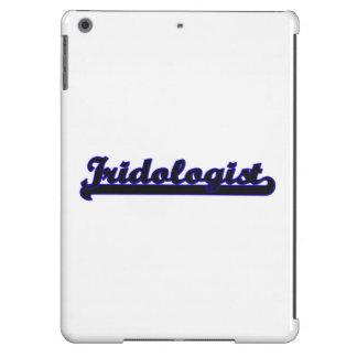 Sistema de trabajo clásico de Iridologist Funda Para iPad Air