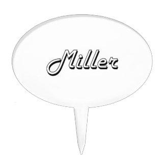 Sistema de trabajo clásico de Miller Palillos De Tarta