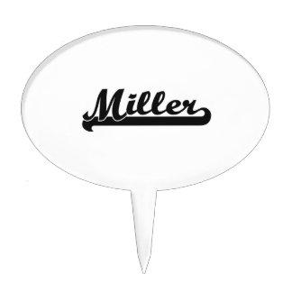 Sistema de trabajo clásico de Miller Decoración De Tarta
