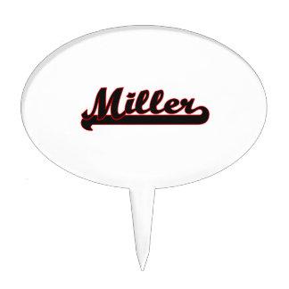 Sistema de trabajo clásico de Miller Figura De Tarta