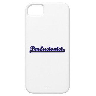 Sistema de trabajo clásico de Perfusionist iPhone 5 Carcasa