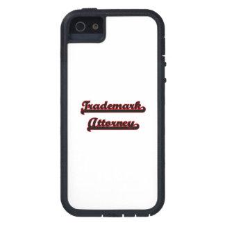 Sistema de trabajo clásico del abogado de la marca iPhone 5 Case-Mate carcasas