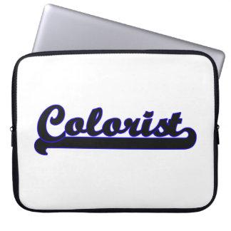 Sistema de trabajo clásico del Colorist Funda Portátil