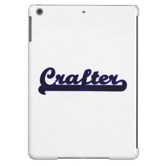 Sistema de trabajo clásico del Crafter Funda Para iPad Air