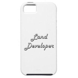 Sistema de trabajo clásico del desarrollador de la iPhone 5 Case-Mate funda