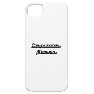 Sistema de trabajo clásico del encargado de la iPhone 5 protectores