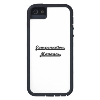 Sistema de trabajo clásico del encargado de la iPhone 5 Case-Mate cobertura