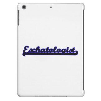 Sistema de trabajo clásico del Eschatologist Funda Para iPad Air