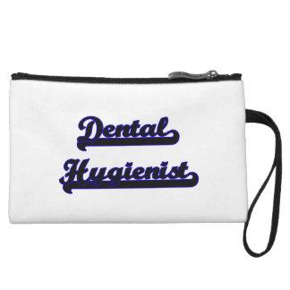 Sistema de trabajo clásico del higienista dental