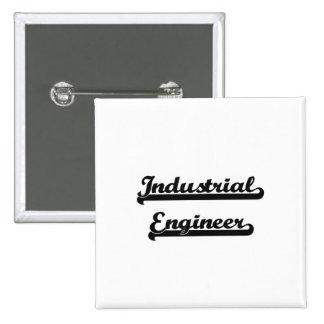 Sistema de trabajo clásico del ingeniero chapa cuadrada 5 cm